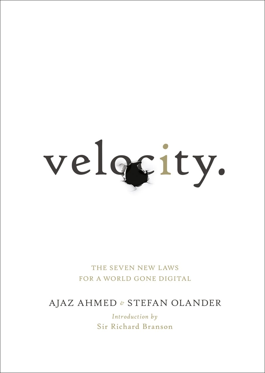 Velocity: The Seven New Laws for a World Gone Digital - [PB]